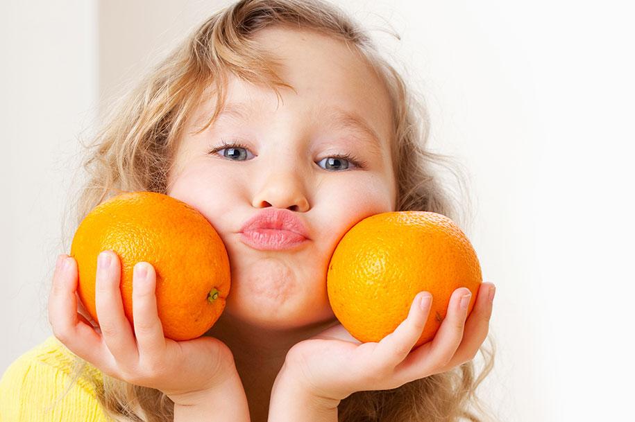 Zašto je deci neophodan vitamin C?