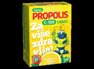 Propolis-c-100-limun