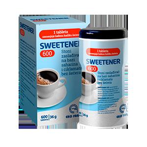 sweetener 36g