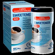 Sweetener 600